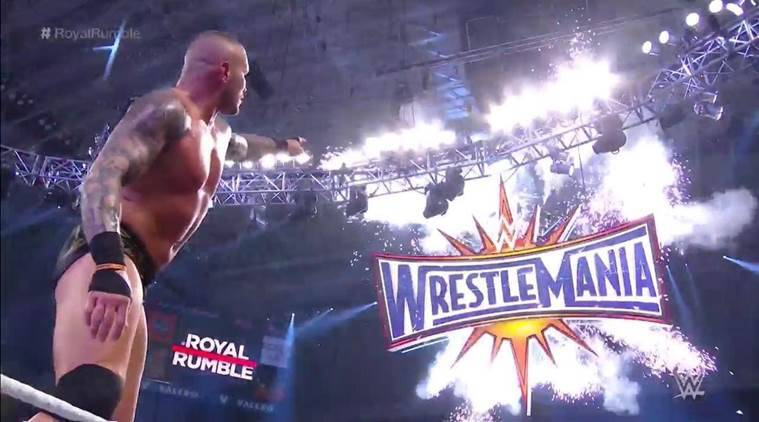 How to Watch the Royal Rumble Online without Cable