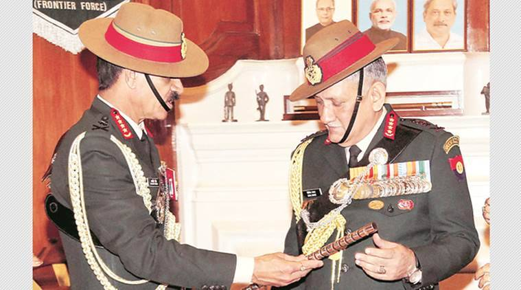 Rawat, Dhanoa assume charge as army, IAF chiefs