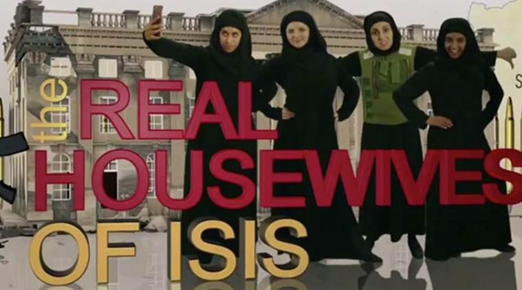 Real Housewives of ISIS, Real Housewives of ISIS bbc, Real Housewives of ISIS bbc controversy