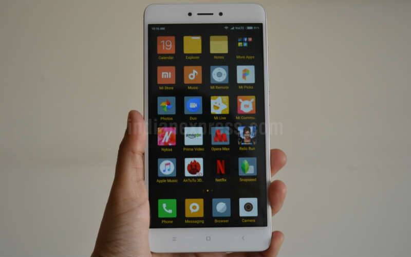Xiaomi Redmi Note 4 Launch