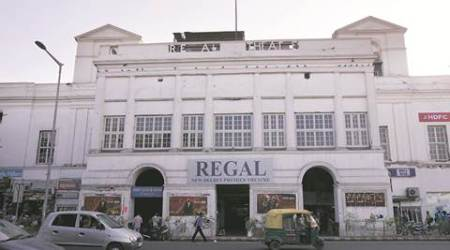 regal cinema, regal, regal cinema closes, regal cinema last day, regal cinema shows, regal cinema delhi, regal connaught place, connaught place cinema, indian express