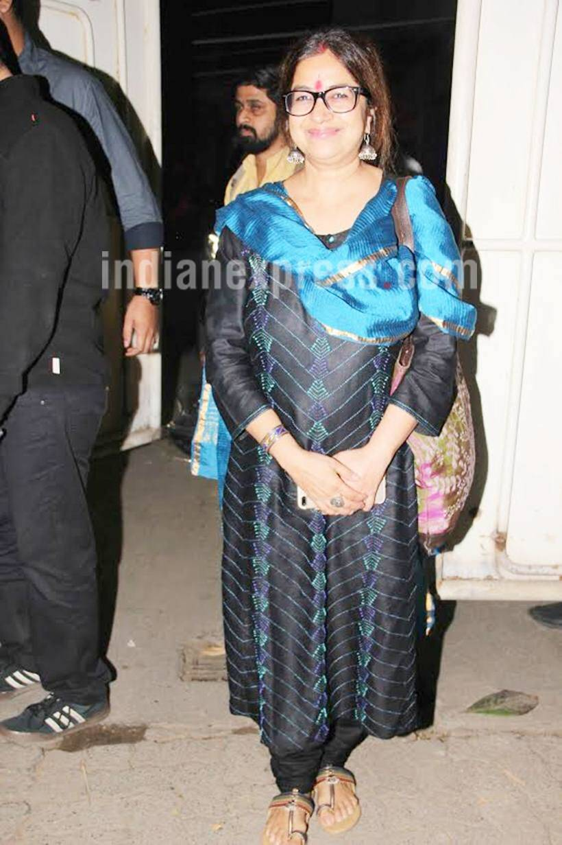 rangoon, rekha bharadwaj, rangoon screening