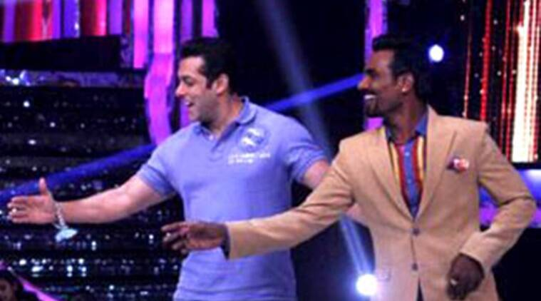 Image result for remo d'souza with salman