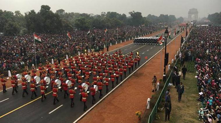 Republic day parade 2018 prizes for great