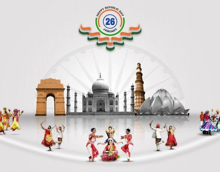 68th republic day of india, republic day of india, republic day essay ...