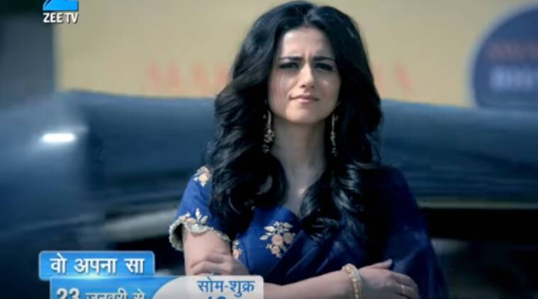 ridhi dogra, ridhi dogra tv show, ridhi dogra back on tv, ridhi dogra new show, ridhi dogra woh apna sa, sudeep sahir, disha parmar, woh apna sa, siddharth p malhotra, siddharth malhotra, siddharth malhotra new show, television news, indian express news, indian express