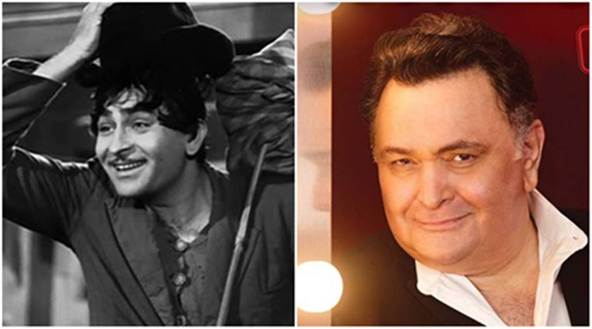 Raj Kapoor loved his cinema, booze and leading ladies, says Rishi Kapoor    Entertainment News,The Indian Express
