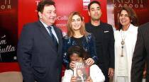 Rishi Kapoor's book launch: Ranbir says he will not be a dad like me, see pics