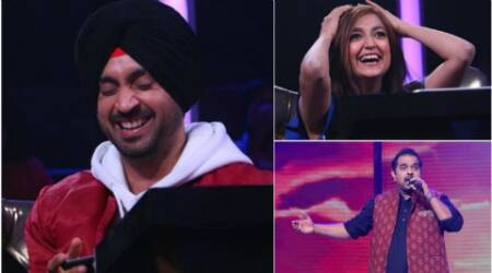 Diljit Dosanjh makes television debut. Shankar Mahadevan, Monali Thakur give company in unique singing reality show