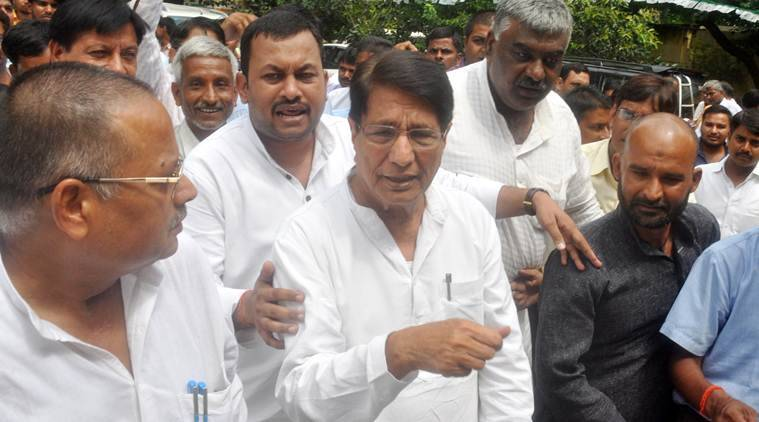 Congress expresses displeasure over SP list for UP