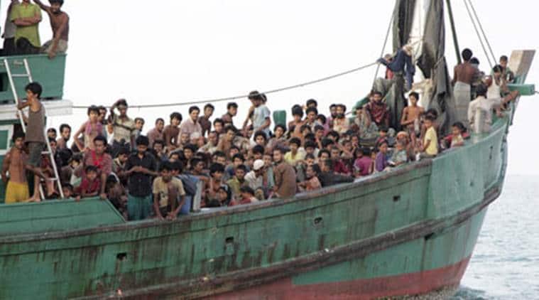 Rohingya, Rohingya refugees in India, Who are the Rohingya, Rohingyas and India, What is the Rohingya crisis, Rohingyas in Myanmar, Burmese persecution of Rohingyas, Rohingya Muslims, Rohingya Muslims in Myanmar, Rohingya kid, Rohingya Alan Kurdi, picture of Rohingya kid, Rohingya crisis, Indian Express