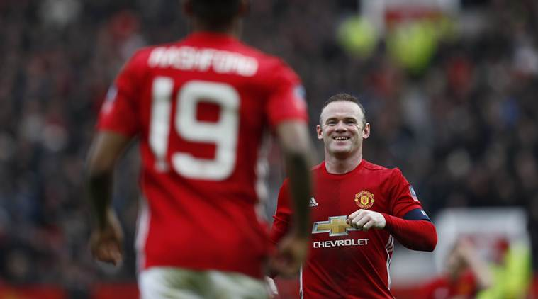 wayne rooney, rooney, bobby charlton, manchester united, manchester united vs reading, manchester united fa cup, fa cup. football news, sports news