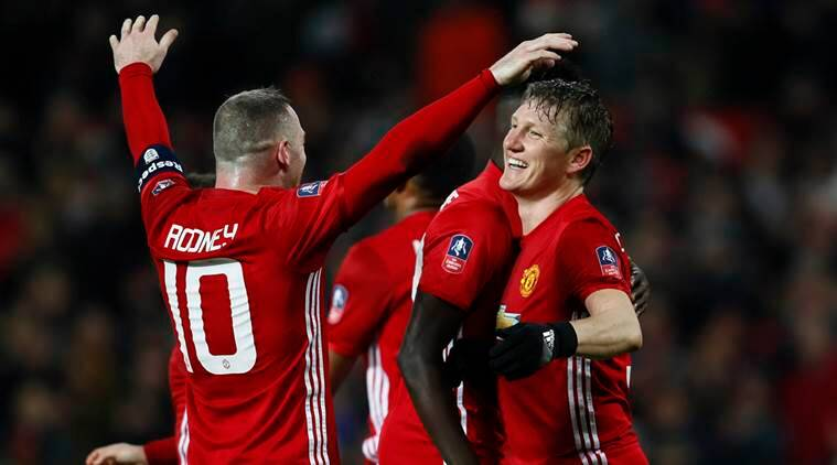 manchestser united, arsenal, chelsea, fa cup, fa cup non league clubs, sutton united, lijncoln, wayne rooney, bastian schweinsteiger, football news, sports news