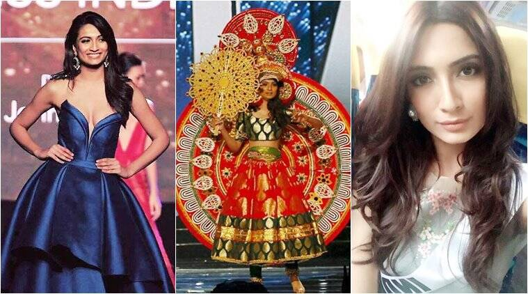 Miss Universo 2018 2019 >> Miss Universe 2017: How well do you know Indian contestant Roshmitha Harimurthy? | Lifestyle ...