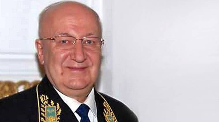 Alexander Kadakin, Russian envoy, Alexander Kadakin dead, Alexander Kadakin dies, Alexander Kadakin death, Ruusian Amabassador to india dies, Vikas swarup, RIP Alexander Kadakin, Russia, India, Russia-India, russian envoy to india Alexander Kadakin, india news, latest news, indian express news