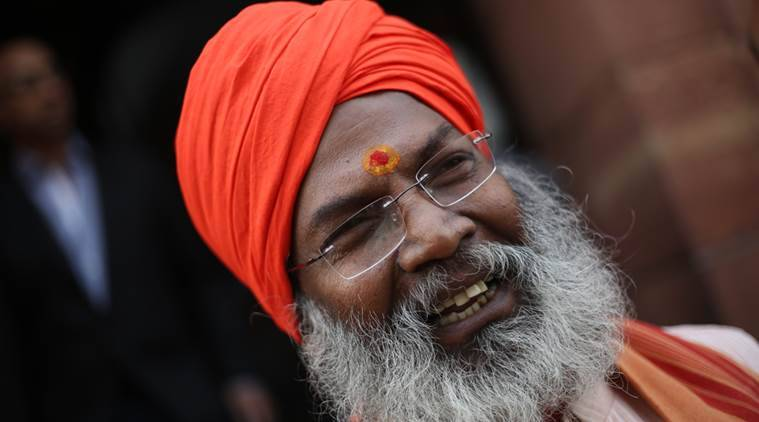 election commissionm ec, ec censures sakshi maharaj, sakshi maharaj, sakshi maharaj comments, religion votes, religious voters, religion campaign, supreme court, poll campaign, uttar pradesh elections, punjab elections, elections, uttarakhand elections, indian express news, india news