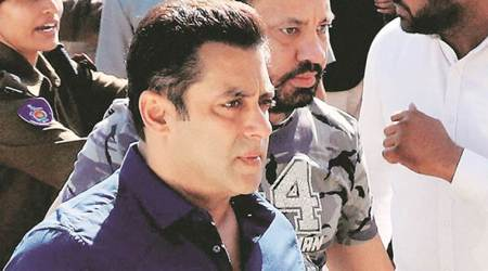 Illegal Arms Act Case: Salman Khan appears before Jodhpur court, signs Rs 20,000 bail bond