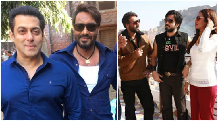 salman khan, salman khan baadshaho, salman khan ajay devgn, salman khan ajay devgan, ajay devgn, salman khan ajay devgn friends, baadshaho, baadshaho sets, salman khan ajay devgan friendship, salman khan ajay devgn baadshaho sets, alman khan ajay devgan baadshaho sets, milan luthria, milan twitter, milan tweets, salman khan ajay devgn friendship, salman khan ajay devgn friendship, salman khan ajay devgn rift, salman khan blackbuck case, salman khan ajay devgn fight, entertainment news, indian express news, indian express