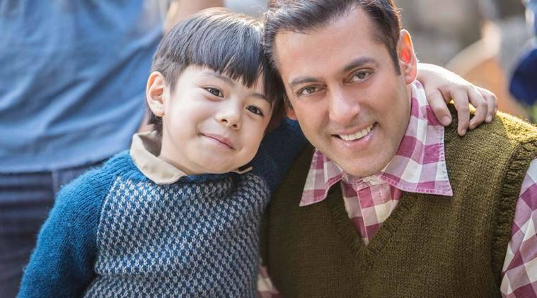 Salman Khan introduces Tubelight co-star Matin Rey