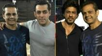 Tubelight: Salman Khan, SRK begin shooting together and here's proof, see pics
