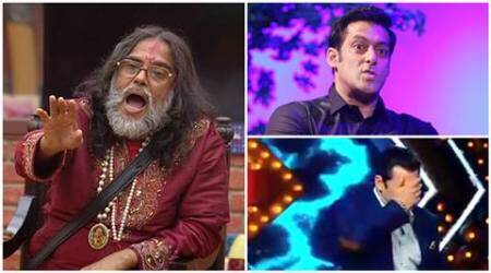 Bigg Boss 10: Salman Khan forced me to eat non-veg, gave chicken in name of vegetable, says Swami Om