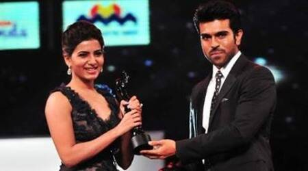 Samantha to star opposite Ram Charan in Sukumar's next
