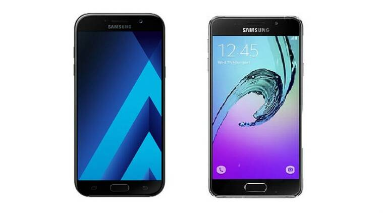 Samsung to release trio of new phones