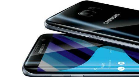 Samsung, Samsung galaxy S8 image, galaxy s8 first look, galaxy s8 leaked image, galaxy S8 design, galaxy S8 specs, galaxy S8 launch date, galaxy S8 vs s7, galaxy note 7, technology, technology news