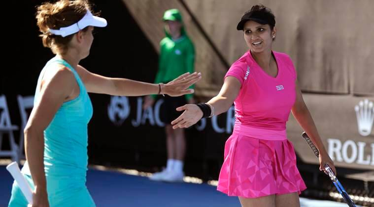 sania mirza, sania, rohan bopanna, australian open, aus open, australian open 2017, tennis news, tennis