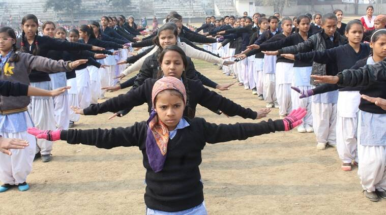 school education, physical education, student health, student fitness, school children health, India school health, education news, indian express news