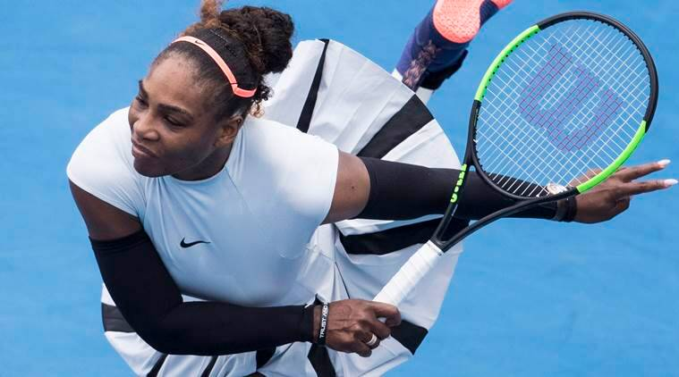 9f26b035a757ce Serena Williams stunned by Madison Brengle in Auckland