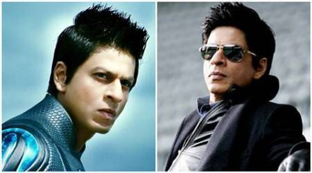Shah Rukh khan, ra one, don