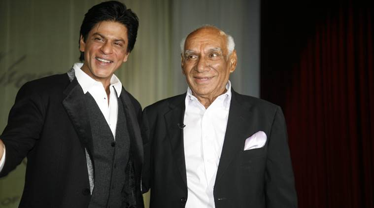 yash chopra, shah rukh khan, shah rukh khan yash chopra, yash shah rukh, srk yash chopra, yash chopra srk, shah rukh khan latest news, shah rukh khan latest updates, yash chopra latest news, yash chopra latest updates, entertainment news, indian express, indian express news