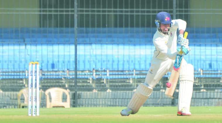 Ranji Trophy, Shreyas Iyer, Ranji Trophy Mumbai Gujarat, sports news, indian express