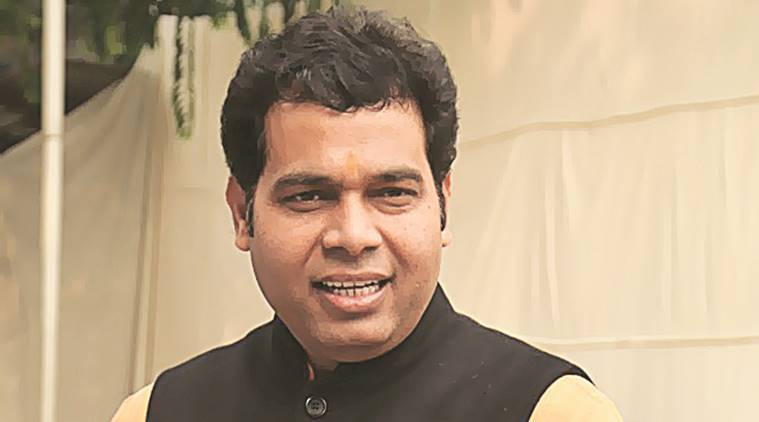 shrikant sharma news, cleanliness drive news, city others news, indian express news