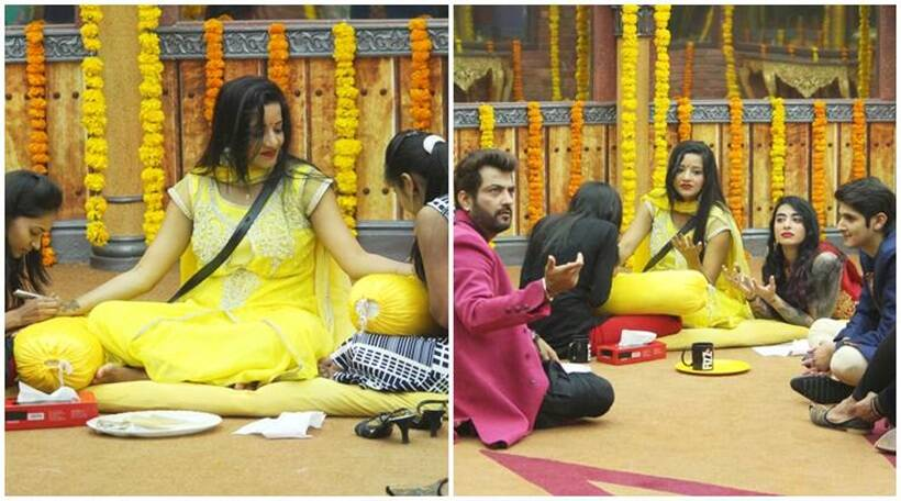 Bigg Boss 10: Here's Why Manu Is Unhappy About Mona & Vikrant's Wedding