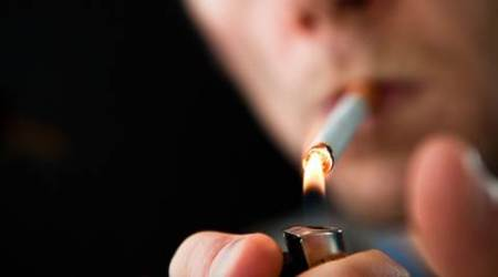 smoking, quit smoking, cigarette smoking, quitting smoking, app based game to quit smoking, app based game quitting smoking, health news, fitness news, lifestyle news, indian express