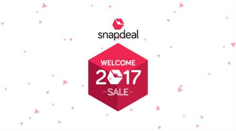 Snapdeal, snapdeal welcome 2017 sale, snapdeal sale, snapdeal welcome 2017 sale offers, smartphone discounts, smartphone sales, electronics sale, 2017 sales, technology, technology news