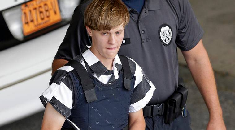 US church Shooters, US shooter of nine black parishioners, US church Shooting, US church Shooting case, Dylann Roof, World news, International news, latest news,