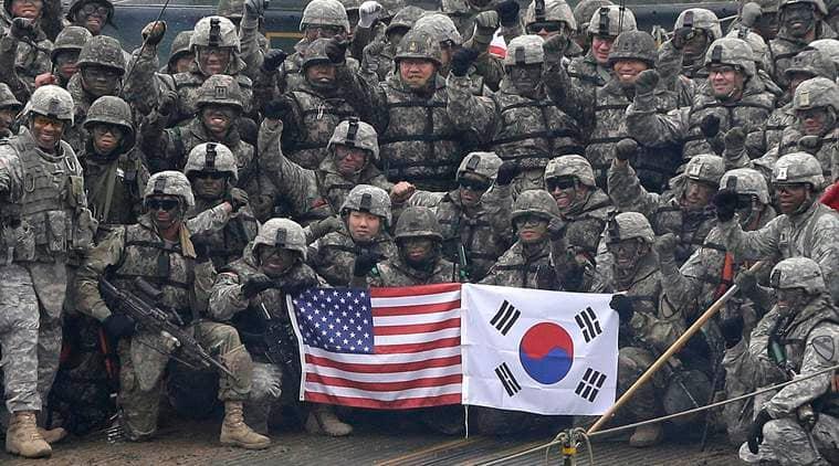 US-South Korea, US on anti missile, US Defence Secretary James Mattis, South Korean defence secretary Han Min-Koo, James Mattis Asia tour, world news, indian express news