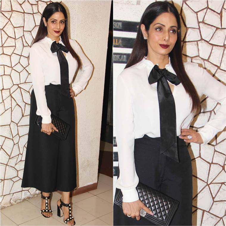 bows in fashion, bow style dresses and accessories, bows in gowns, deepika padukone bow outfit, sonam kapoor bow outfit, parineeti chopra pink bow outfit, neha dhupia bow outfit, kalki koechlin bow outfit, shraddha kapoor bow outfit, sridevi bow outfit, bows in style, indian express, indian express news