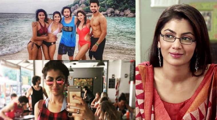 Pragya Hot Pics Sriti Jha Bikini Pictures