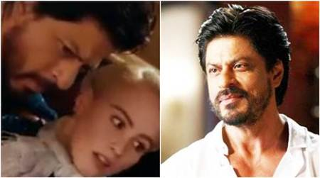 Shah Rukh Khan romances in bylanes of 'sweetest' tourism destination, West Bengal. Watch video