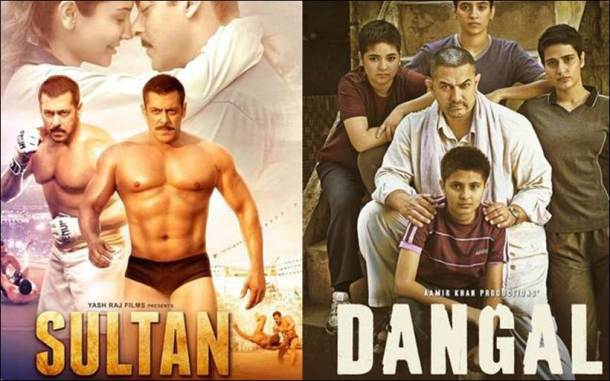 dangal, aamir khan, dangal collections, dangal box office, dangal box office collection, sultan, sultan dangal