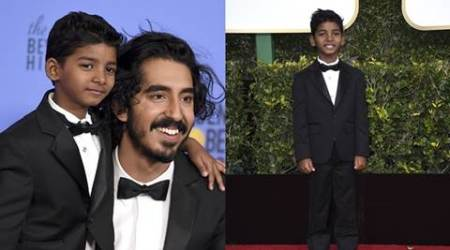 Sunny Pawar the Little Prince of GoldenGlobes