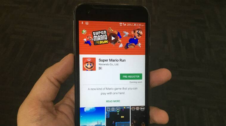 Приложения в Google Play – Super Mario Run
