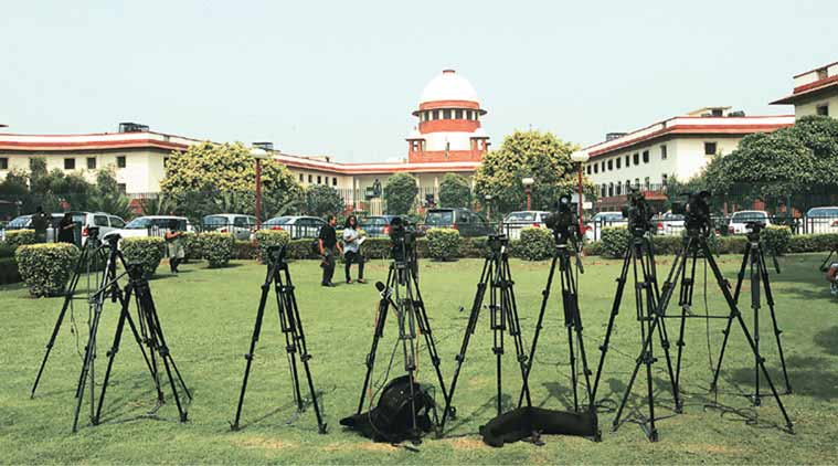 Supreme Court, Supreme Court summer vacation, Vacation Beach SC, Courts summer vacation, SC judges summer vacation, CJI summer vacation, Courts vacation, Law ministry SC vacations, India news, Indian Express, Express columns