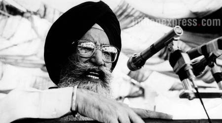 Chandigarh UT writes to Punjab: Take call on bungalow allotted to ex-CM Barnala