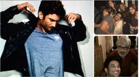Happy birthday Sushant Singh Rajput: As he turns 31, see inside pictures from his birthday bash