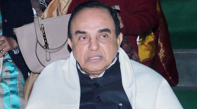 BJP leader Subramanian Swamy, Swamy on gaushalas, indian express news